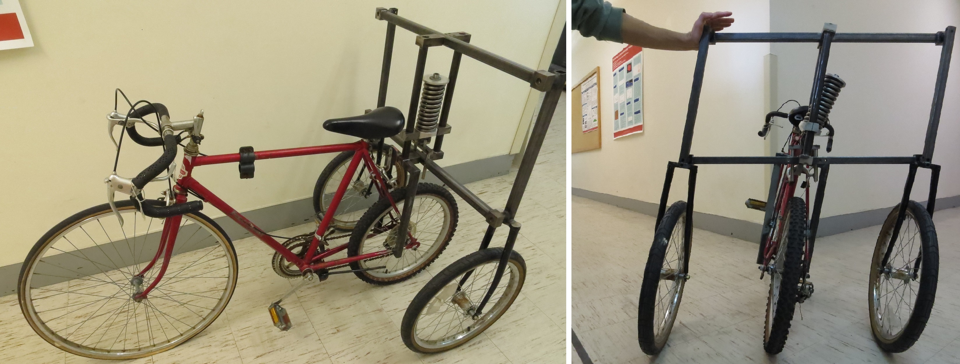 Bricycle A Bicycle In Zero Gravity Is Unrideable