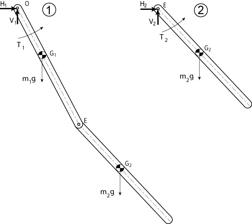 dynamic walking matlab simulation guide
